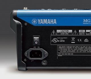 Yamaha MG20 mesa de som profissional