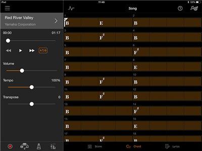 Toque suas músicas favoritas com a progressão de acordes