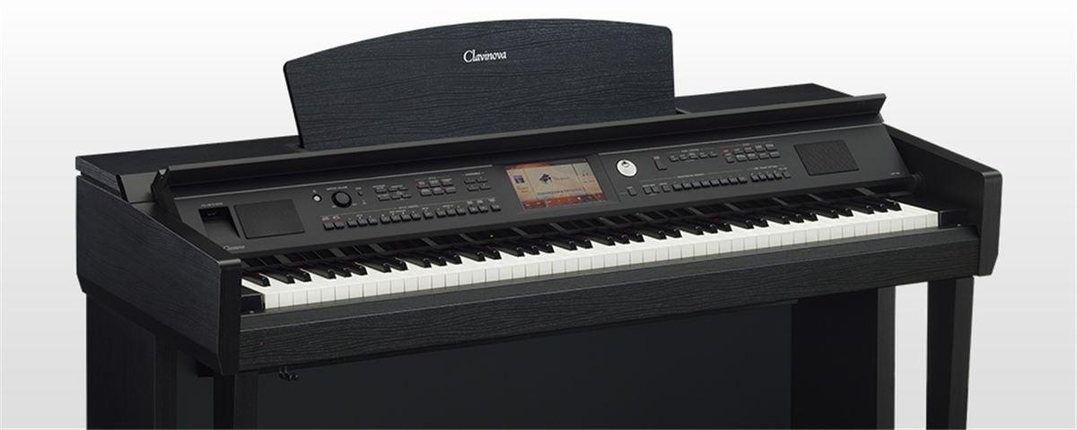 Yamaha Clavinova Cvp  Specs