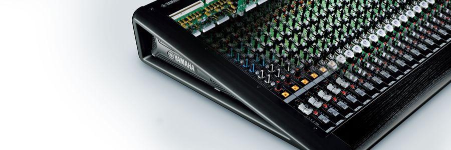 Mesa de Som Analógica MGP-16X com USB Yamaha