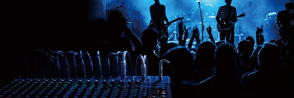 Mesa de som analógica Yamaha alta qualidade a preço justo