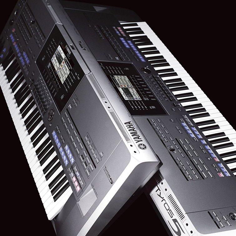 Yamaha musical do brasil teclados reheart Choice Image
