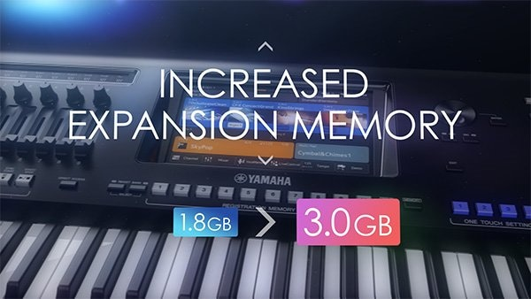 Expansion Memory aumentada