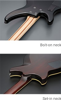 Neck Construction and Attachment